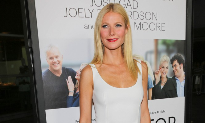 Cupid's Pulse Article: Celebrity Dating Rumors: Gwyneth Paltrow Is Dating 'Glee' Co-Creator Ben Falchuk