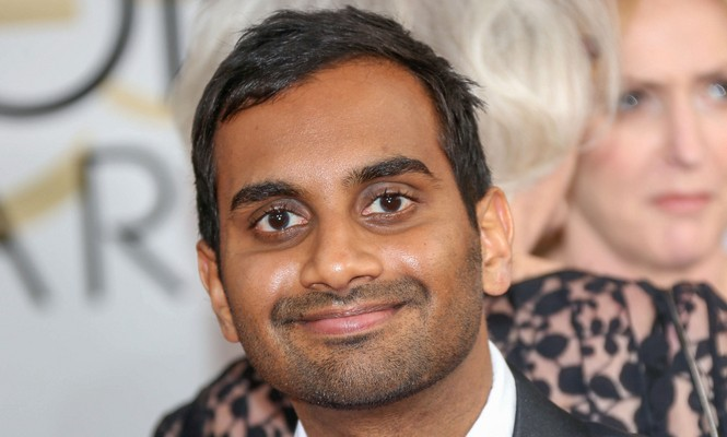 Cupid's Pulse Article: Celebrity Couple Aziz Ansari and Courtney McBroom Step Out Together