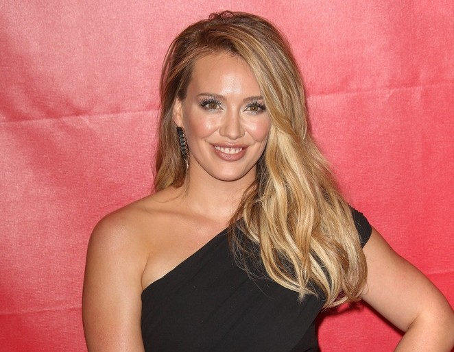 Hilary Duff at the 2014 MusiCares Person of the Year Gala. Photo: Andrew Evans  / PR Photos
