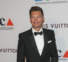 Celebrity News: Ryan Seacrest Says Kelly Ripa Encourages Him to Elope