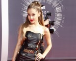 Ariana Grande and Big Sean Confirm Celebrity Relationship at VMA's