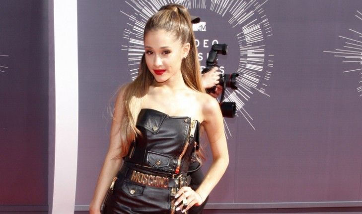 Cupid's Pulse Article: Ariana Grande and Big Sean Confirm Celebrity Relationship at VMA's