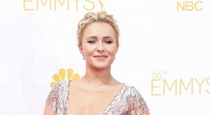 Cupid's Pulse Article: Hayden Panettiere Reveals She's Having a Girl on Emmy's Red Carpet