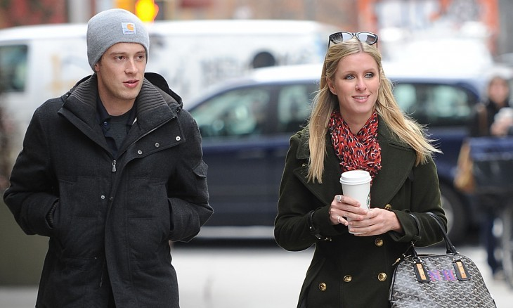 Cupid's Pulse Article: Nicky Hilton Is Engaged to Banker James Rothschild