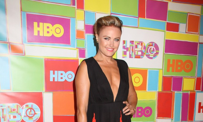 Cupid's Pulse Article: Malin Akerman Flirts with Leiv Schreiber's Brother at Emmy's