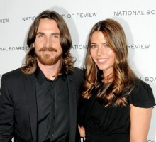 Christian Bale and Wife Sibi Welcome a Baby Batboy