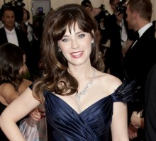 New Celebrity Couple Zooey Deschanel & Jonathan Scott Make Relationship Red Carpet Official