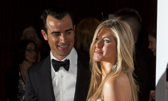 Secret Celebrity Weddings: Justin Theroux and Jennifer Aniston