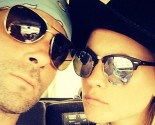 Adam Levine Shares First Post-Wedding Pic with Wife Behati Prinsloo