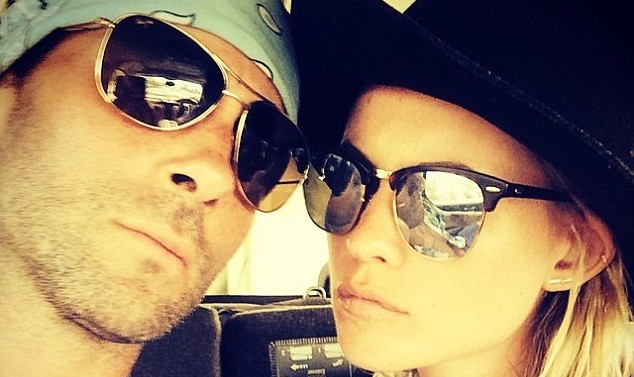 Cupid's Pulse Article: Adam Levine Shares First Post-Wedding Pic with Wife Behati Prinsloo