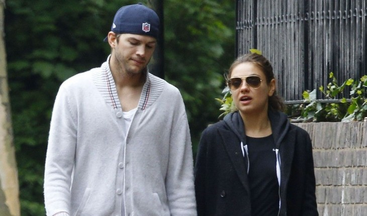 Cupid's Pulse Article: Celebrity Baby News: Mila Kunis & Ashton Kutcher Welcome a Baby Boy