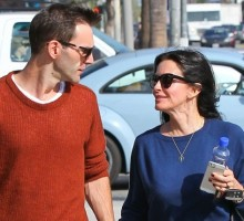 Celebrity News: Johnny McDaid Gets Courteney Cox's Initials Tattooed on His Wrist
