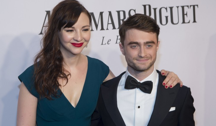 "Cupid's Pulse Article: Daniel Radcliffe Says Girlfriend Erin Darke Is ""Definitely"" His Best Friend"