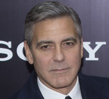 George Clooney Vacations in Lake Como Post-Split with Stacy Keibler