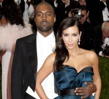 Source Shoots Down Kim and Kanye Marriage Rumors