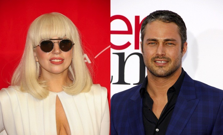 Cupid's Pulse Article: Celebrity Couple Lady Gaga and Taylor Kinney Get Cozy on Romantic Charity Ski Trip
