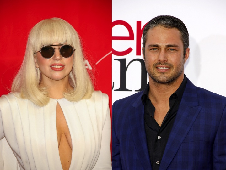 Lady Gaga and Taylor Kinney are in an on-again, off-again relationship. Photo: Andrew Evans / PR Photos; David Gabber / PRPhotos.com