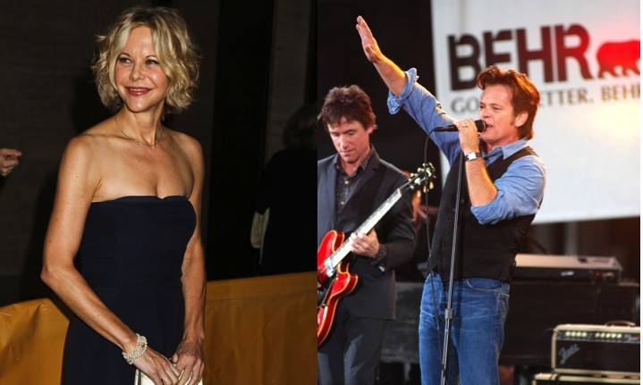 Cupid's Pulse Article: Meg Ryan and John Mellencamp Split After Three Years Together