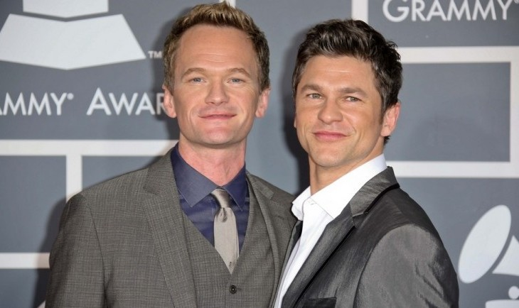 Neil Patrick Harris and David Burkta have twins Gideon and Harper. Photo: Andrew Evans / PR Photos