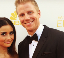 "Former 'Bachelor' Sean Lowe Writes: ""My Wife Is Hot and I'm in Love"""