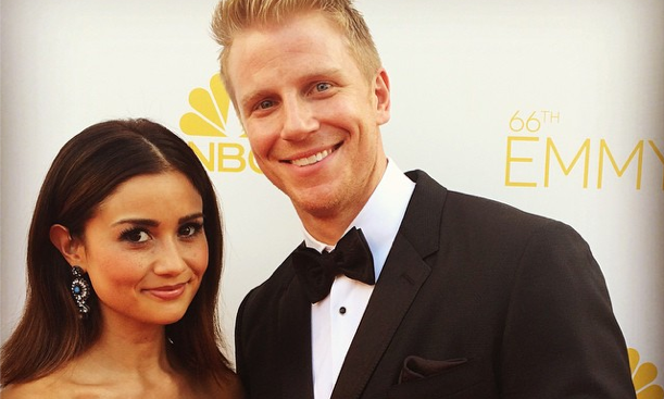 "Cupid's Pulse Article: Former 'Bachelor' Sean Lowe Writes: ""My Wife Is Hot and I'm in Love"""