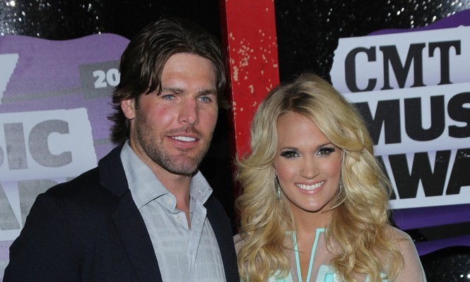 Mike Fisher and Carrie Underwood are expecting. Photo: Andrew Evans  / PR Photos