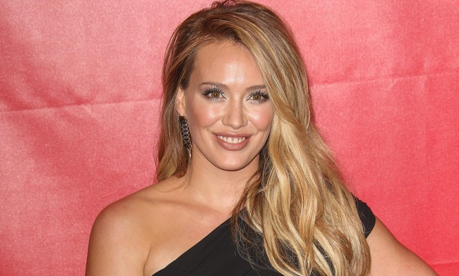 Cupid's Pulse Article: Hilary Duff Replies to Aaron Carter's Love Declarations
