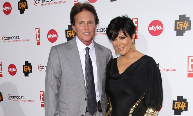 Cupid's Pulse Article: Kris Jenner Officially Files for Divorce from Bruce Jenner