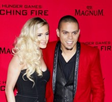 Ashlee Simpson Ties the Knot with Evan Ross at Diana Ross' Estate