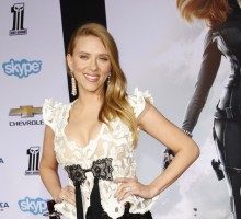 Scarlett Johansson Says She 'Hit Rock Bottom' in Celebrity Relationship