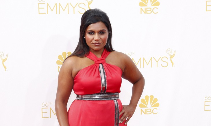 Cupid's Pulse Article: Celebrity Baby News: Mindy Kaling Gave Birth to Her First Child!