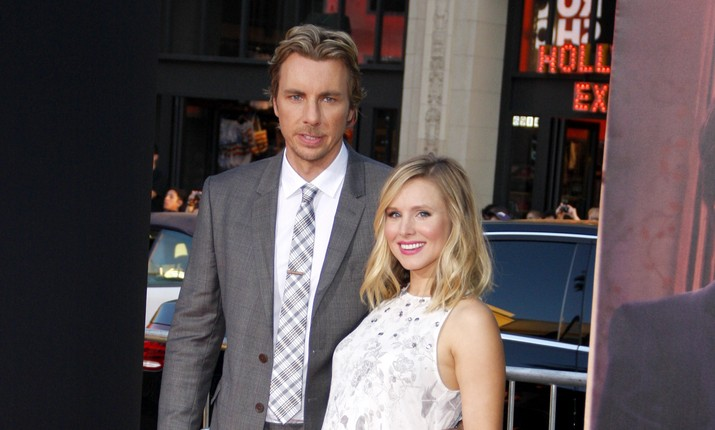 Cupid's Pulse Article: Kristen Bell and Dax Shepard Have a Baby Name Breakthrough