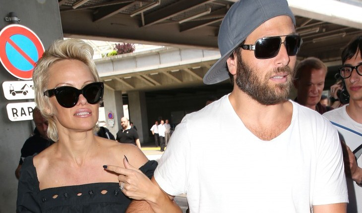 Cupid's Pulse Article: Pamela Anderson Says 'Marriage Has Its Ups to Downs'