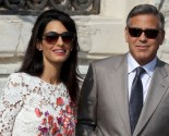 Find Out Details Behind George Clooney and Amal Alamuddin's Wedding Prep