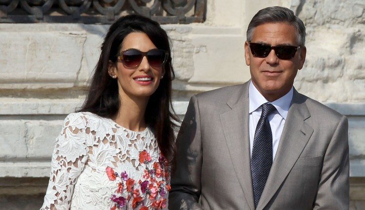Cupid's Pulse Article: Celebrity Baby: George and Amal Clooney Welcome Boy & Girl Twins!