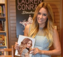 Lauren Conrad Celebrates Girly Bridal Shower