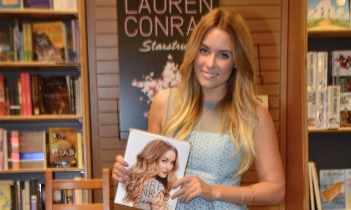 Cupid's Pulse Article: Lauren Conrad Celebrates Girly Bridal Shower