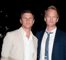 Neil Patrick Harris and David Burtka Share Italian Wedding Photo