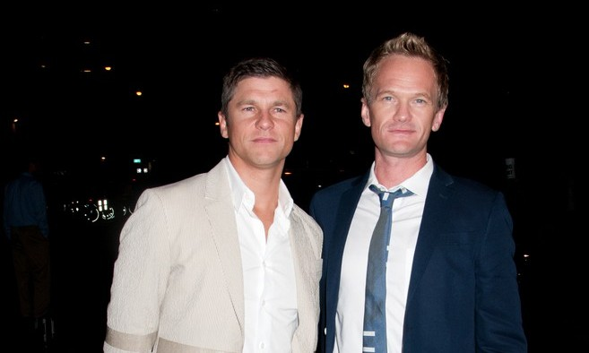 Cupid's Pulse Article: Neil Patrick Harris and David Burtka Share Italian Wedding Photo