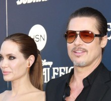 Famous Couple Brad Pitt and Angelina Jolie Honor Her Late Mother at Celebrity Wedding