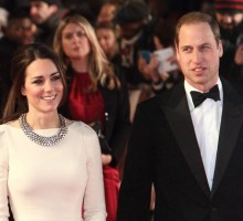 Celebrity Baby News: Duchess Kate Gets Bump Shamed