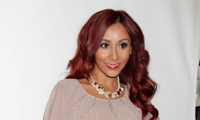 Cupid's Pulse Article: Snooki Steps Out 3 Days After Giving Birth to Second Child