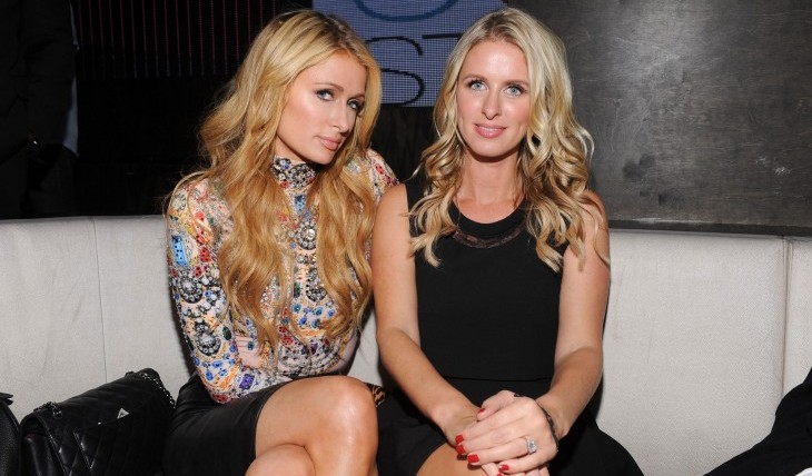 Paris and Nicky Hilton. Photo: Getty Images