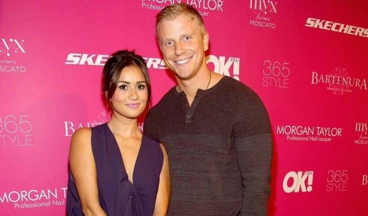 Catherine and Sean Lowe. Photo: Getty Images