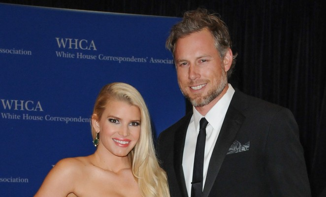 Cupid's Pulse Article: Jessica Simpson Shares Five Wedding Vows For a Happy Marriage