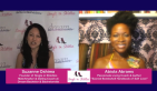 Aboila Abrams and Suzanne Oshima discuss how to flirt with men in this Single in Stilettos video.