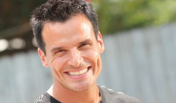 "Cupid's Pulse Article: 'DWTS' Star Antonio Sabato Jr. on His First Week: ""I Do Everything Cheryl Tells Me To!"""