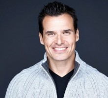 Celebrity Interview: 'DWTS' Contestant Antonio Sabato Jr. Says His First Dance is The Cha-Cha!
