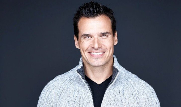 Antonio Sabato Jr. talks about shows 'Fix It and Finish It' and 'Dancing with the Stars.' Photo courtesy of Bellum Entertainment.