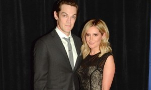 Ashley Tisdale says husband Christopher French inspires her. Photo: Billy Bennight / PR Photos